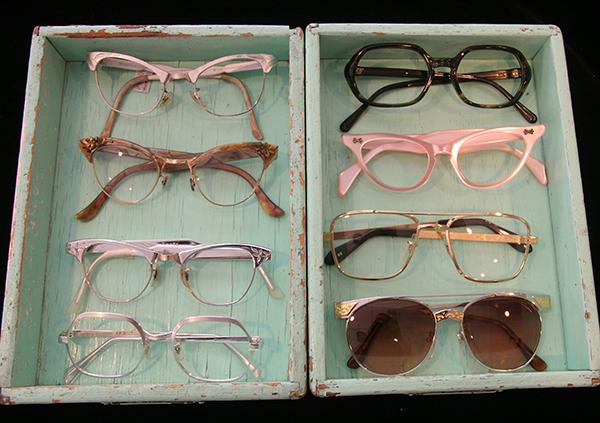 Vintage Eyewear at Hillcrest Optical