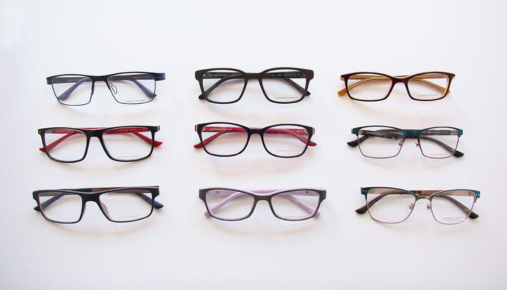 ProDesign Denmark Eyewear at Hillcrest Optical